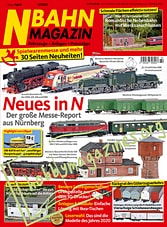 N-Bahn Magazin – März/April 2020