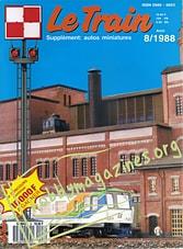Le Train 008 - Aout 1988