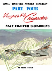 Naval Fighters - Vought's F-8 Crusader Part 4. Navy Figters Squadrons