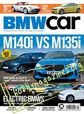 BMW Car - March 2020