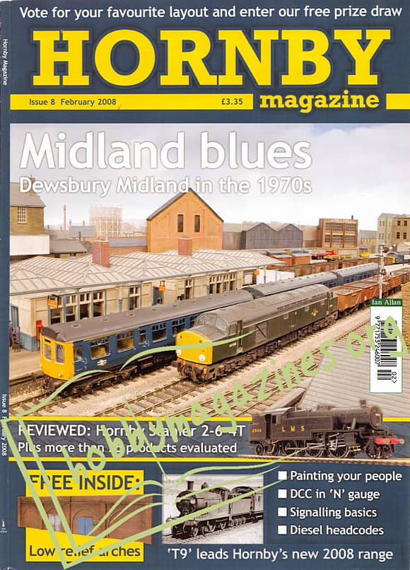 Hornby Magazine Issue 8 - February 2008