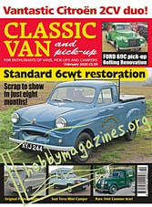 Classic Van and Pick-Up - February 2020