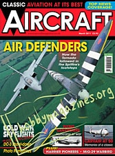 Classic Aircraft  - March 2011