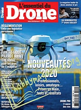 L'essentiel du Drone - Juillet/Août/Septembre 2019