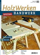 HolzWerken - Winter 2019