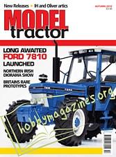 Model Tractor - Autumn 2010