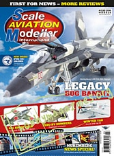 Scale Aviation Modeller International - March 2020