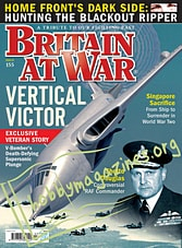 Britain at War - March 2020