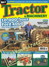 Tractor & Machinery - March 2020