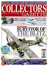 Collectors Gazette - January 2013