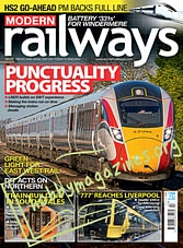 Modern Railways - March 2020