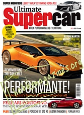 Ultimate Supercar Issue 1