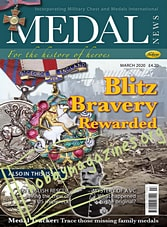 Medal News - March 2020