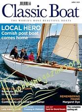 Classic Boat - April 2020