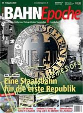Bahn Epoche - Frühjahr 2020