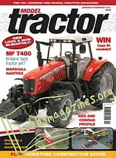 Model Tractor - January/February 2011