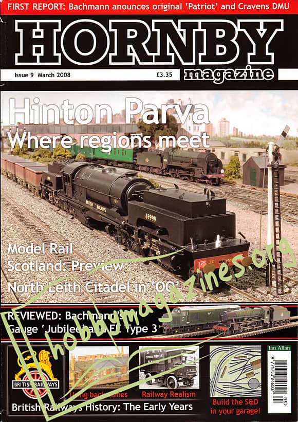 Hornby Magazine Issue 9 - March 2008