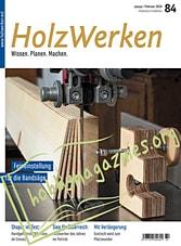HolzWerken - Januar/Februar 2020