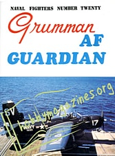Naval Fighters - Grumman AF Guardian