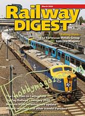 Railway Digest - March 2020