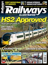 Railways Illustrated - April 2020