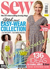 Sew Magazine - April 2020