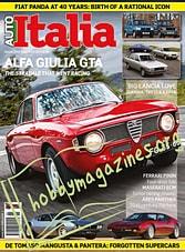 AutoItalia - March 2020