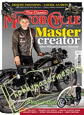 The Classic MotorCycle - April 2020