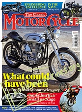 The Classic MotorCycle - February 2020