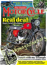 The Classic MotorCycle - January 2020
