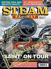 Steam Railway - March 6, 2020