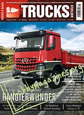 Trucks & Details – Mai/Juni 2020