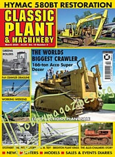 Classic Plant & Machinery - March 2020