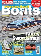 Model Boats - April 2020
