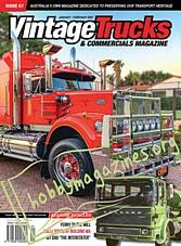 Vintage Trucks & Commercials Magazine - January/February 2020