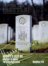 After the Battle 49: Europe's Last Vc