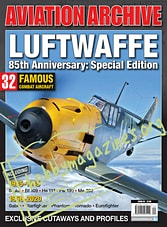 Aviation Archive: Luftwaffe 85th Anniversary
