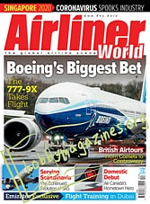 Airliner World - April 2020