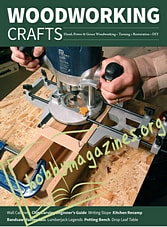 Woodworking Crafts Issue 60