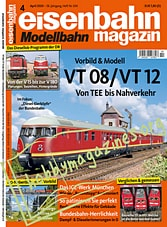 Eisenbahn Magazin – April 2020