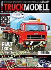 Truckmodell - April/Mai 2020