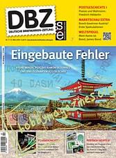 Deutsche Briefmarken-Zeitung 13 Marz 2020