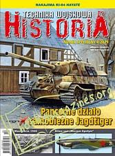 Technika Wojskowa Historia Numer Specjalny 2019-04
