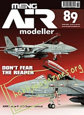 AIR Modeller 89 - April/May 2020