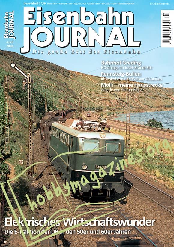 Eisenbahn Journal - April 2020