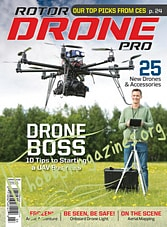 Rotor Drone Pro - March/April 2020