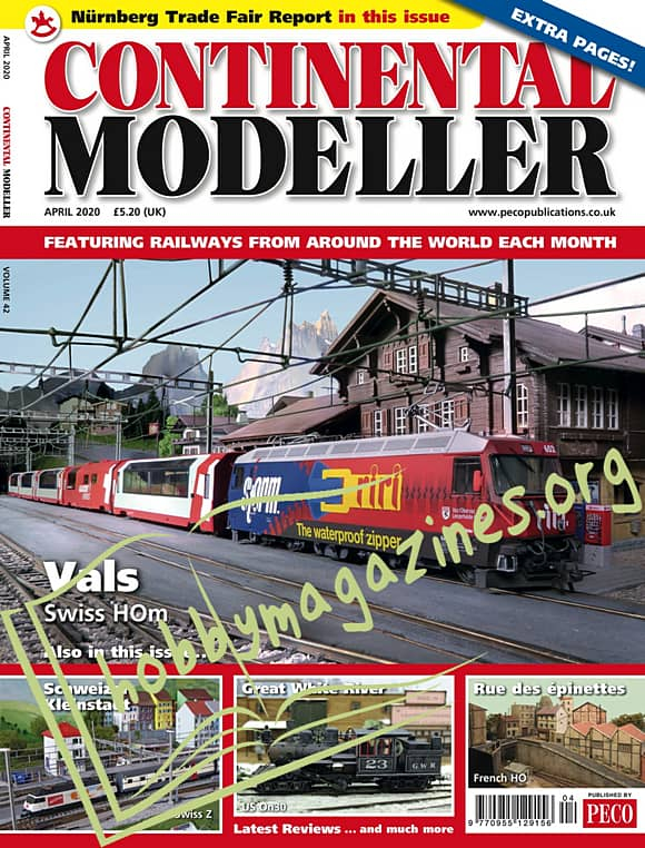 Continental Modeller - April 2020