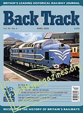 Back Track - April 2020