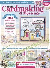 Cardmaking & Papercraft - April 2020