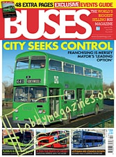 Buses - April 2020